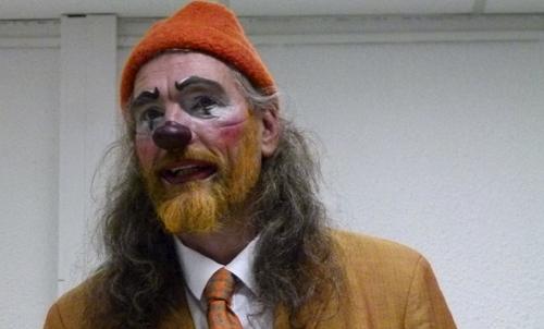 La Marmite_Doussard_Stage Clown_Laurent Chouteau